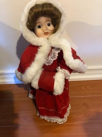 Victorian Porcelain Doll by Royal Heirloom Collection Toronto, M1S 1V9