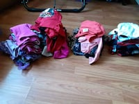 huge girls 4t stylish fall lot of cloths  Omaha