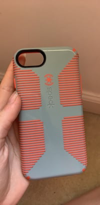 Gray and Pink iPhone 6/7/8 Case Germantown, 20874