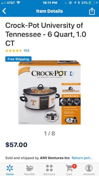 New to crock pot Chattanooga, 37421