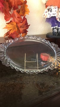 "Oval ""vanity"" glass great for decorating Roseville, 95661"