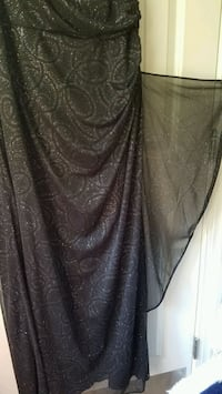 New Gown Black Sparkling 16w Chambersburg, 17201