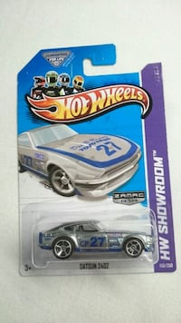 HOT WHEELS DATSUN 240Z ZAMAC EDITION DIECAST MINT Ontario, L4L 1V3