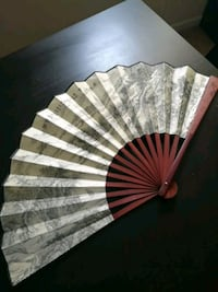 Art-Chinese Fan Alexandria, 22314
