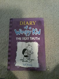 Diary of a Wimpy Kid the ugly truth by Jeff Kinney book Calgary, T3M 0J1