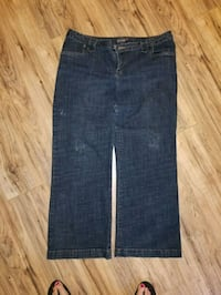 LANE BRYANT TROUSER JEANS SIZE 4 (20) Moore