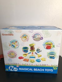 Magical Beach toys - new in original packing