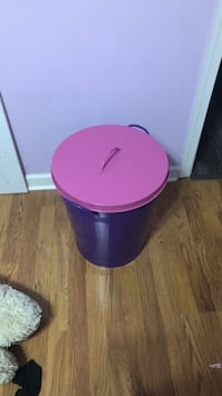 Purple and pink bin Chandler, 47610