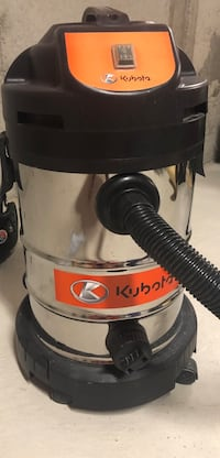Clean Dry Wet Stainless Steel 8 Gallon Shop Vac (Barely Used) Whitby, L1M 2M2