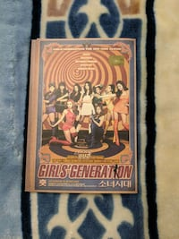Girl's Generation 3rd mini album (Hoot)
