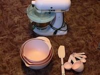 Brand new and some like new houseware items... Clean out, must go ASAP Zionsville, 18092