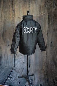 Security Jacket - Brand New tag still attached  Barrie, L4N 0A7