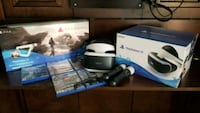 PSVR with 5 games +2 move /farpoint aim controller Santa Monica, 90404