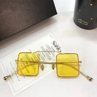 JULONIX ARIES SQUARE CASUAL SUNGLASSES
