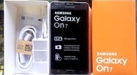 Brand new galaxy on7 Chestermere, T1X 1H1