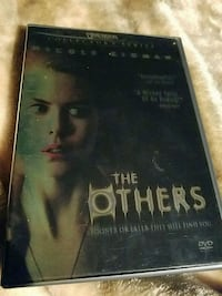 The Others DVD Harrisburg, 17103