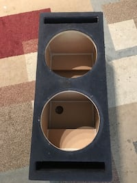 "12"" Ported box for subwoofers Anaheim, 92806"