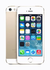Gold iPhone 5s 32GB null, V1T