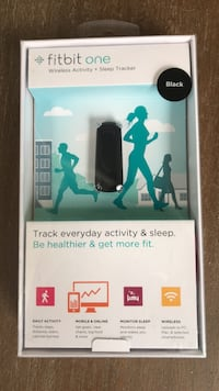 Brand New Fitbit One + Clip