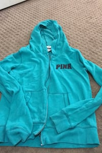 Victoria's Secret pink hoodie size small