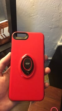 Red and Black iPhone 6s plus case Oakland, 94608