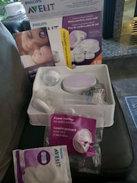 Brand new avent electric breast pump