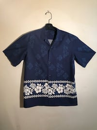 Royal Creations Made in Hawaii men's shirt size large