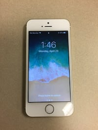 iPhone 5s 64 GB Gold. AT&T Carrier Unlocked. New battery! Walnut, 91789
