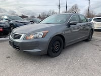 2008 Honda Accord Toronto