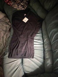 brown sweater null