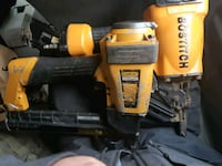 Bostich Air Powered wire-weld nailer and finisher Kelowna, V1Y 1S1