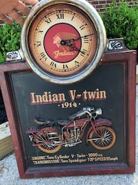 Indian Motorcycles V-twin 1914 Fairfax, 22030