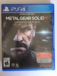 METAL GEAR SOLID V Gaziemir