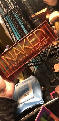Urban decay naked heat palette. like new Winter Haven, 33881