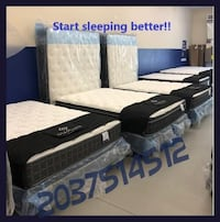 Take Home Any Brand New Mattress for $50 down Branford