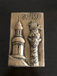 Sopron Clay Wall Decoration