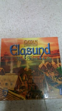 Catan adventures:first city of elasund Winnipeg, R2W 4Y8