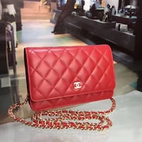 Chanel wallet on chain  Surrey