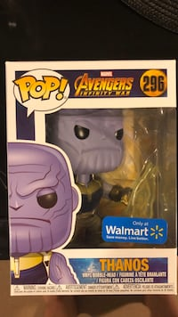 FUNKO POP MARVEL THANOS AVENGERS INFINITY WAR WALMART Essex, 21221