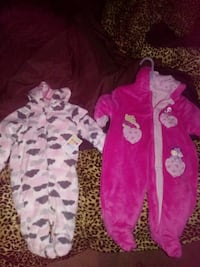 Both 6-9 months camo nwt Inwood, 25428