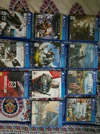 PS4 Games Lahore