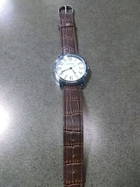 Ecosse Watch with leather band St. Catharines, L2M