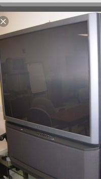 """54""""rear projection screen tv-  North Chesterfield, 23236"""
