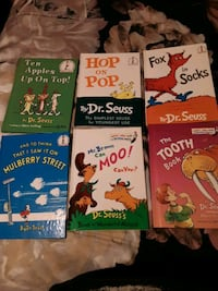 22 kids books Woonsocket, 02895