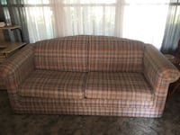 Sofa bed. Clean, good condition. Full size bed. 774 mi