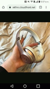 Beats by dre solo 3's  Kitchener