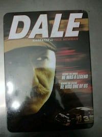 Dale Earnhardt 6 DVD collection in tin case. Never unwrapped or opened Minneapolis, 55433