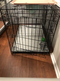 Gently used Dog crate  Columbia