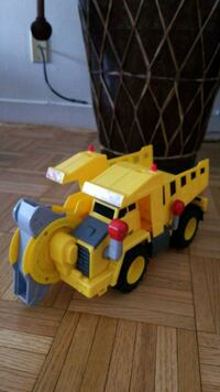 Toy truck battery