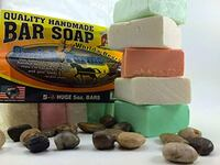 *Brand New 5 Bars in Sealed Package* OVER 300 BAGS AVAILABLE Amish Farms Quality Handmade Bar Soap Mississauga